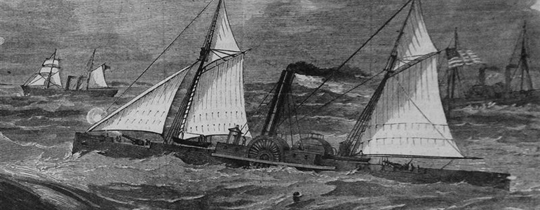 Mining weather data from Civil War-era Navy logbooks