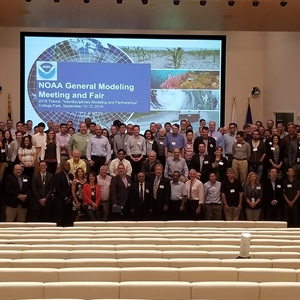 2018 NOAA General Modeling Meeting and Fair Brings Together Modeling Community