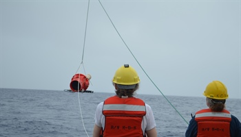 Deep diving robots find warming accelerating in ocean off Antarctica