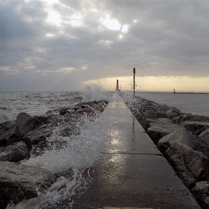 Great Lakes water levels predicted to reach record highs this year