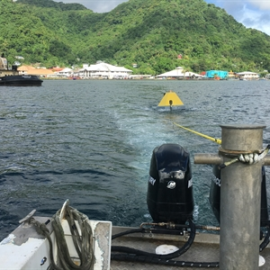 New NOAA, partner buoy in American Samoa opens window into a changing ocean