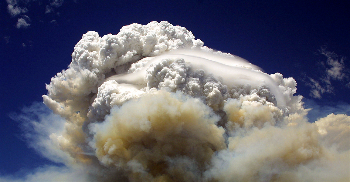 Soot from massive 2017 fire clouds persisted in stratosphere for months