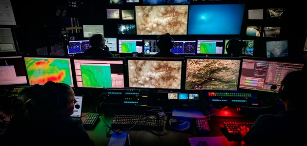 Watch live: NOAA's deep-sea expedition to seamounts and canyons