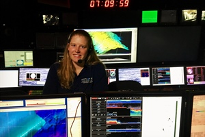 Diving into the unknown: A day in the life of an ocean explorer