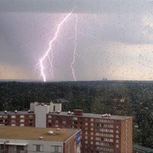 NOAA researchers studying how cities influence approaching thunderstorms