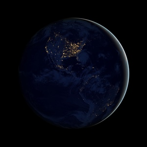 The Earth at night: Suomi NPP satellite offers unprecedented views