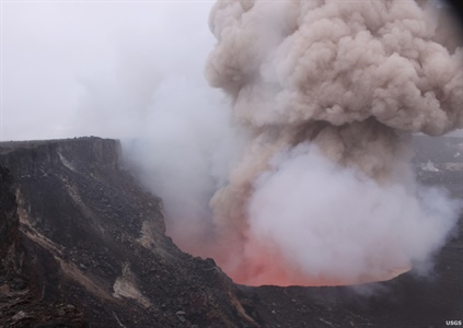 Volcanic aerosols, not pollutants, tamped down recent Earth warming