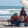 Texas Sea Grant researchers help beach visitors avoid the grip of rip...