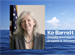 Ko Barrett named NOAA Research deputy assistant...
