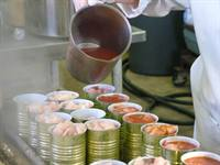 Canned Asian carp