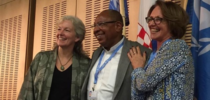 NOAA's Ko Barrett elected vice chair of international climate science panel